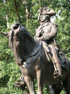 Nathaniel Greene Statue | Greensboro, NC