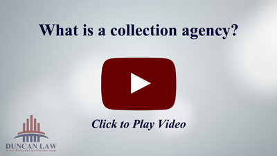 What is A Collection Agency?