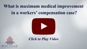 What is Maximum Medical Improvement in Workers' Compensation?